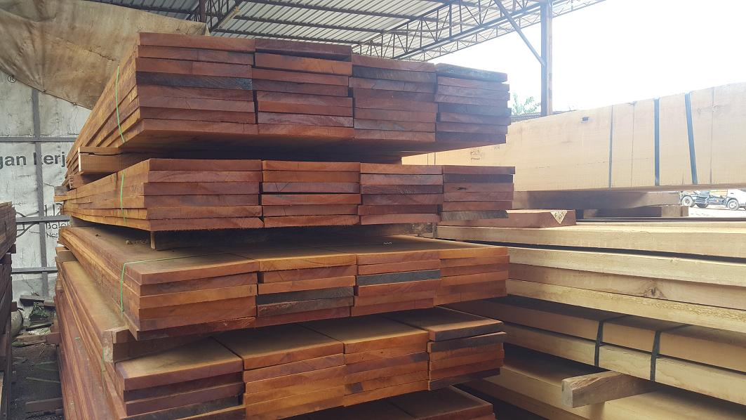 Chengal Timber