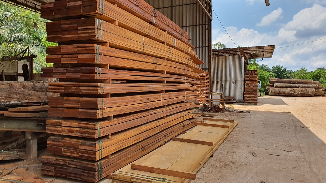 Chengal Sawn Timber
